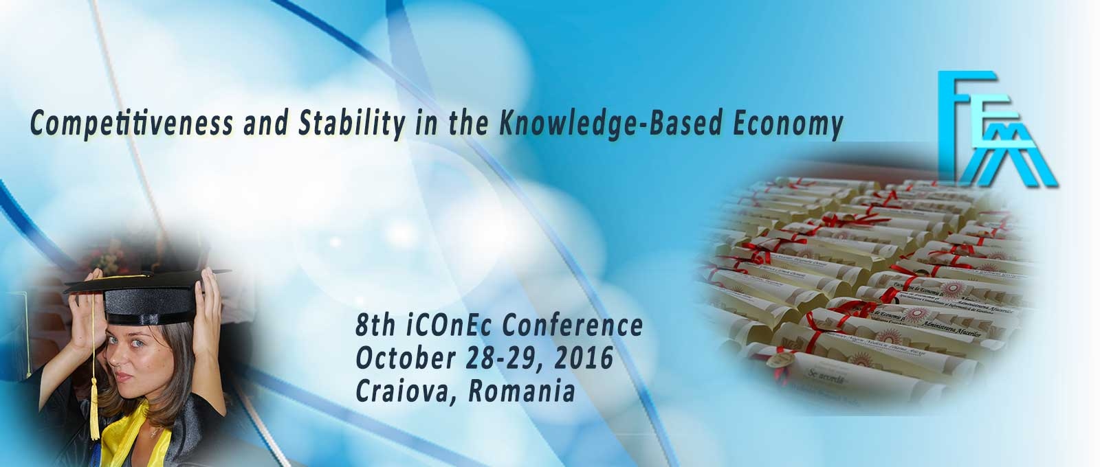 Competitiveness and Stability in the Knowledge-Based Economy 8th iCOnEc Conference