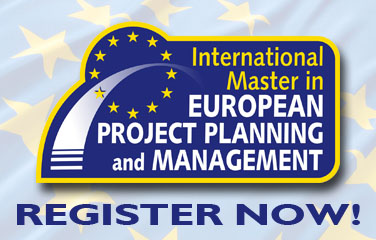 International Master in European Project Planning and Management, 7th Edition